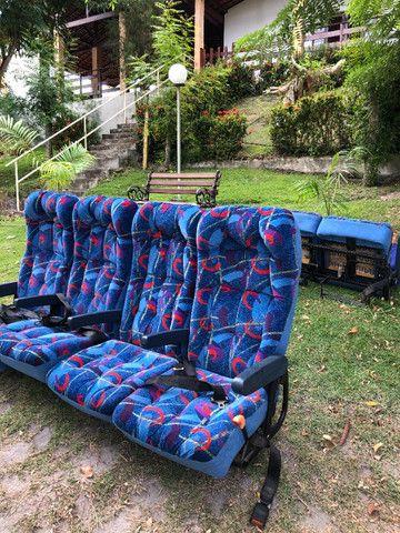 Jogo de bancos de micro ônibus - Foto 2