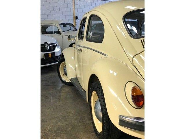 Volkswagen Fusca 1970 1.3 8v gasolina 2p manual - Foto 4
