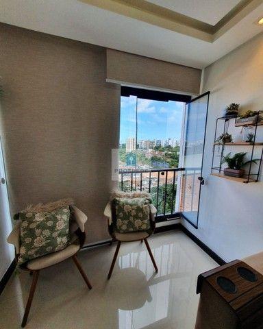 Apartamento de 2 quartos, finamente decorado em Pernambués - Foto 5