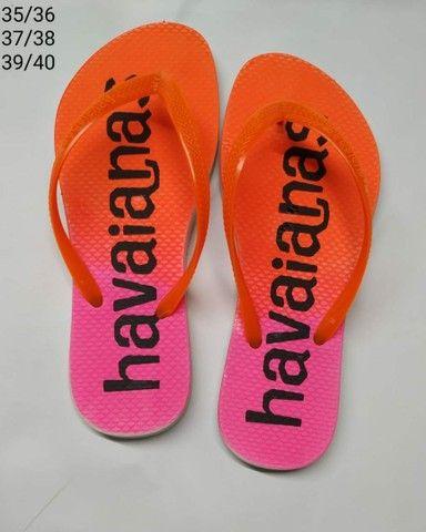 Havaianas personalizada - Foto 2