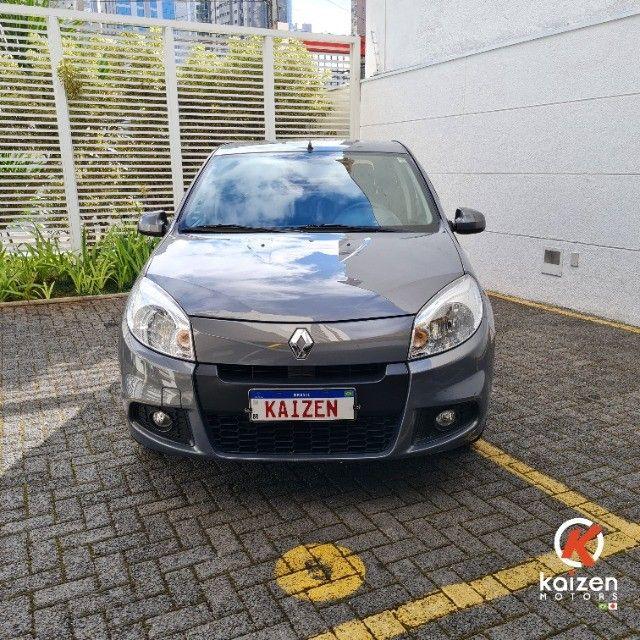 Renault Sandero 1.0 Expression 2013 - Foto 2