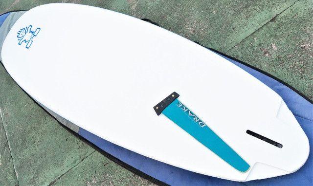 Prancha windsurf starboard completo mastro carbono vela Xo sail exocet - Foto 3