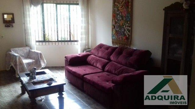 Casa sobrado com 4 quartos - Bairro Orfãs em Ponta Grossa - Foto 3