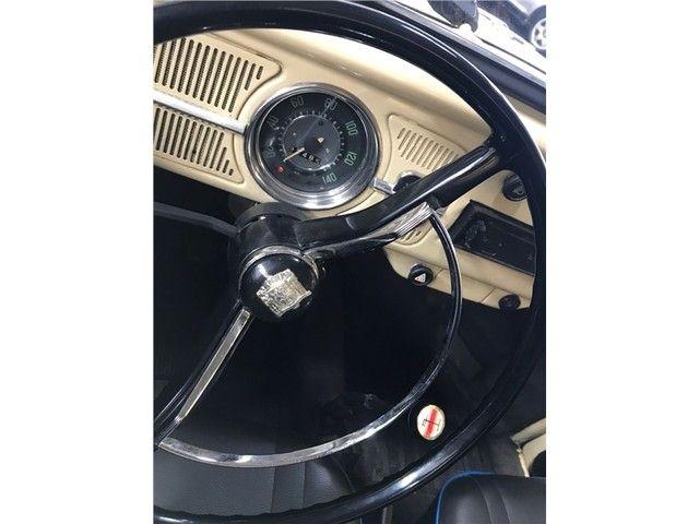 Volkswagen Fusca 1970 1.3 8v gasolina 2p manual - Foto 13