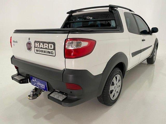 Fiat Strada Hard Working 1.4 (Flex) (Cabine Dupla) - Foto 4