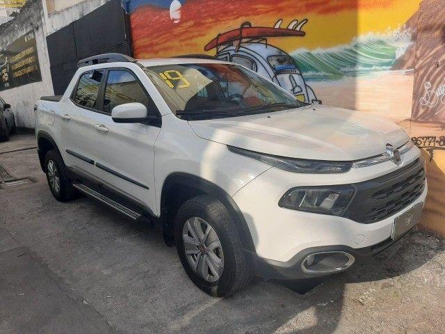 fiat toro 2019 automatico com gnv 69.900 financiado+entrada - Foto 5