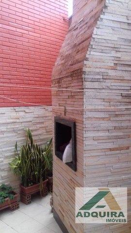 Casa sobrado com 4 quartos - Bairro Orfãs em Ponta Grossa - Foto 12