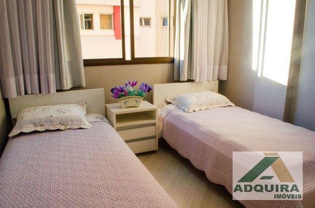 Apartamento com 3 quartos no Edifício Vitória Regia - Bairro Centro em Ponta Grossa - Foto 18