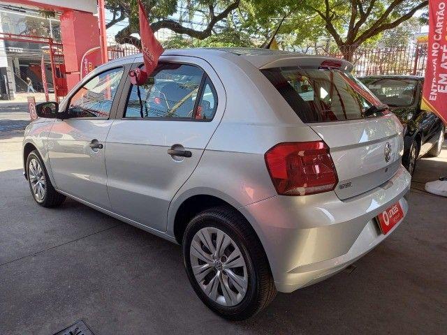 Vw - Volkswagen Gol 1.6 2019 apenas 11 mil km - Foto 5
