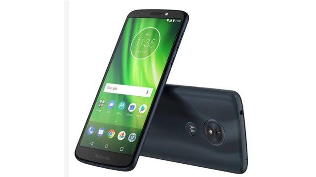 Smartphone Celular Motorola Moto G6 Play Original Com Tela De 5,9