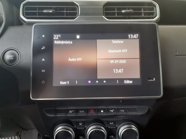RENAULT DUSTER ICONIC 1.6 CVT 2021/2022 - Foto 8