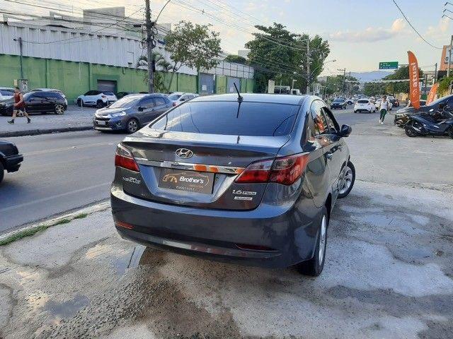 Hyundai HB20S 1.6 Automático C/GNV - 2014 - Foto 8