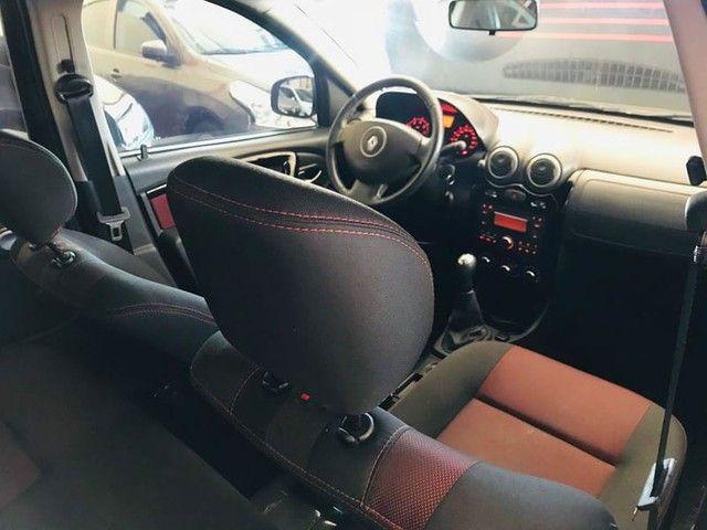 Renault SANDERO 1.6 SL STEPWAY RIP CURL 16V FLEX 4P MANUAL  - Foto 4