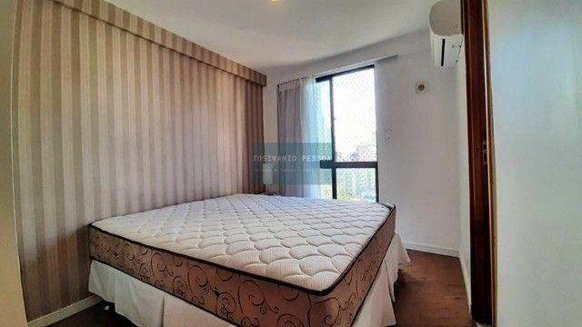RL Lindo apartamento mobiliado em excelente localização em Boa Viagem - Foto 10