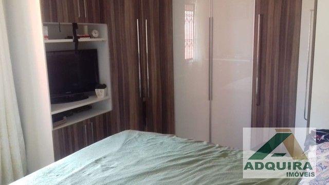 Casa sobrado com 4 quartos - Bairro Orfãs em Ponta Grossa - Foto 8