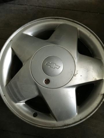 Jg de rodas Calibra originais