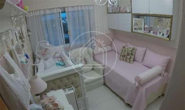 Apartamento à venda com 2 dormitórios em Barra da tijuca, Rio de janeiro cod:793926