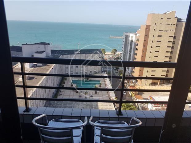 Loft à venda com 1 dormitórios em Meireles, Fortaleza cod:818316