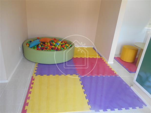 Apartamento à venda com 3 dormitórios em Jacarepaguá, Rio de janeiro cod:720496 - Foto 10