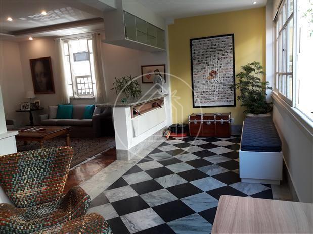 Apartamento à venda com 4 dormitórios em Flamengo, Rio de janeiro cod:828553 - Foto 2