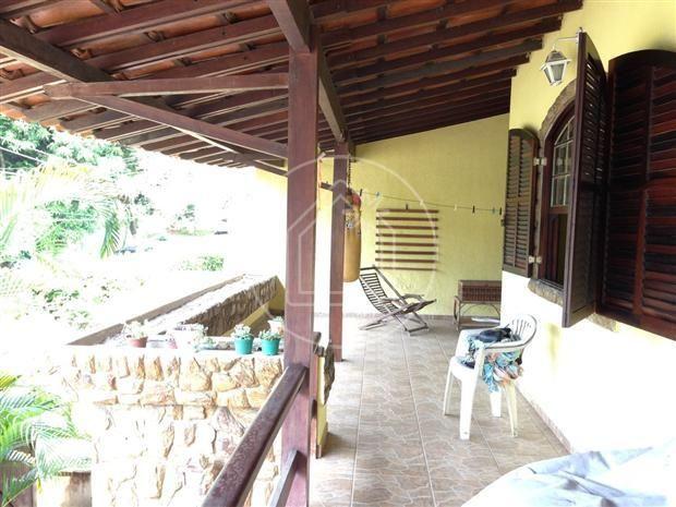 Casa de condomínio à venda com 4 dormitórios em Taquara, Rio de janeiro cod:819040 - Foto 4