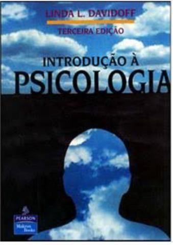 Livro Introdução à Psicologia