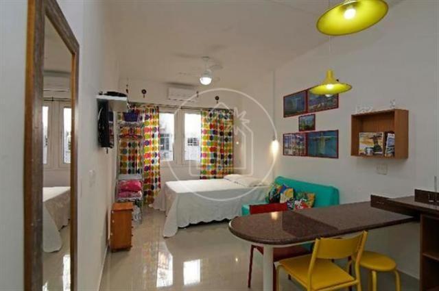 Apartamento à venda com 1 dormitórios em Copacabana, Rio de janeiro cod:832664 - Foto 6