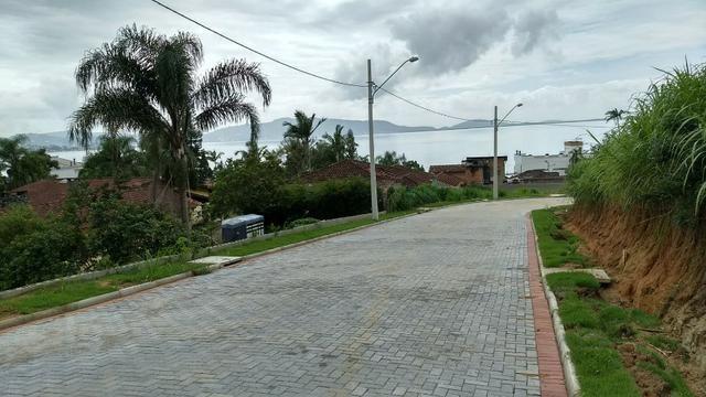 Terreno 458 m² com Vista para o Mar na Ponta de Baixo - São José - Foto 6