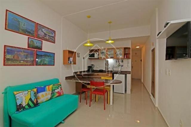 Apartamento à venda com 1 dormitórios em Copacabana, Rio de janeiro cod:832664 - Foto 7