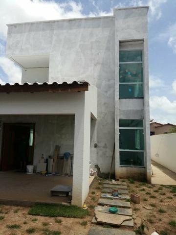 Casa no Gurupi - Finalizando acabamento