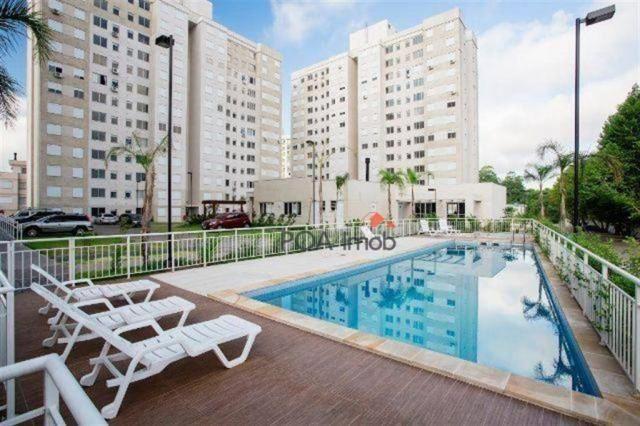 Apartamento nunca habitado com 02 dormitórios no Terrabela Planalto