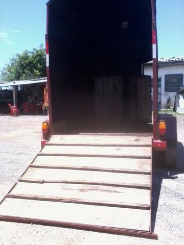 Aluguel Reboque de cavalos - Locação com camioneta diesel cabine dupla - Foto 3