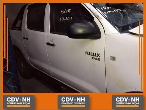 Caixa de Câmbio Hilux 2.5 Diesel 102cv 2007