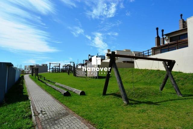 Terreno no Excelente Condomínio Parque das Oliveiras, Portaria 24h, Área Verde - Tomazetti - Foto 9