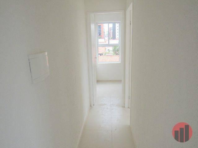 Kitnet com 2 dormitórios para alugar, 40 m² por R$ 975,00/mês - Varjota - Fortaleza/CE - Foto 5