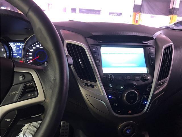 Hyundai Veloster 1.6 16v gasolina 3p automático - Foto 5