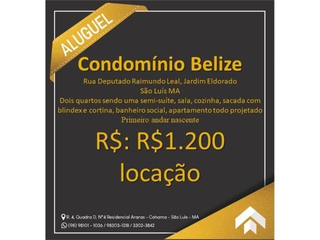 Condomínio Belize, Turu - São Luís MA