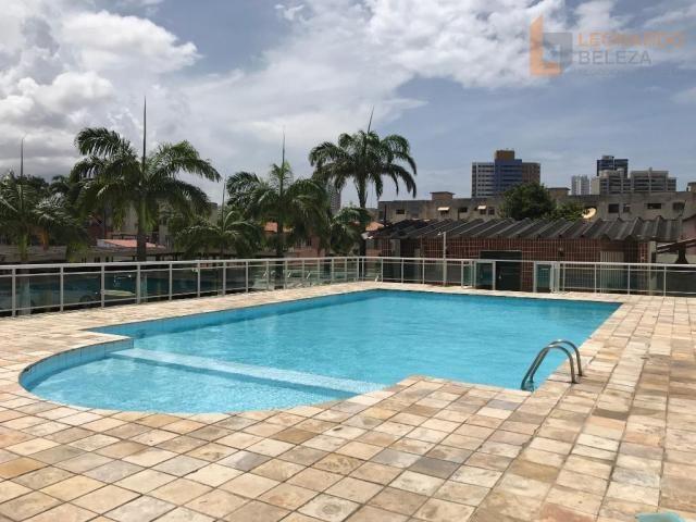 Apartamento com 3 dormitórios à venda, 115 m² - fátima - fortaleza/ce - Foto 15