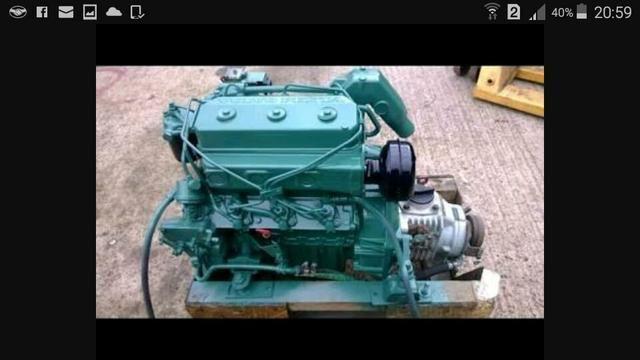 Motor maritimo diesel volvo penta - Foto 2