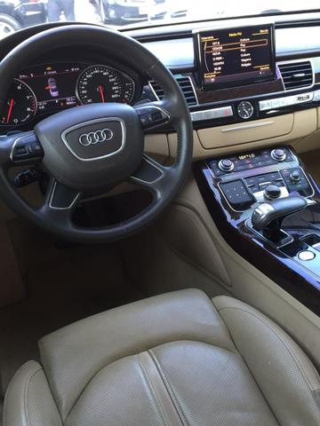 Audi A8 2011 4.2 quatro blindado - Foto 9