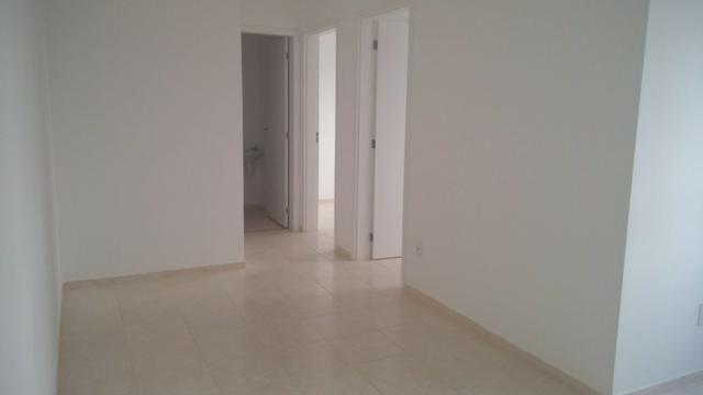 Alugo ou vendo apto Pimenteira 49m2 sala,2 quartos, banh.cozi.c/área lazer,port.24 hs - Foto 3