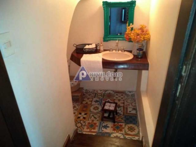 Casa à venda com 4 dormitórios em Santa teresa, Rio de janeiro cod:FLCA40016 - Foto 9