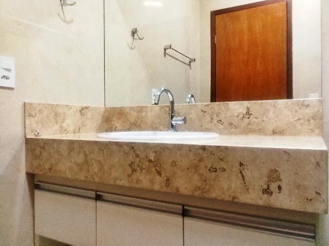 Esplêndida casa térrea alto padrão, 4 quartos, completo em armários na Vicente Pires - Foto 8
