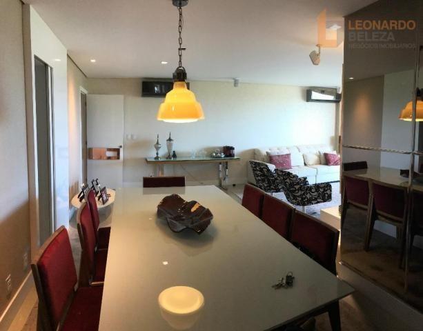 Apartamento residencial à venda, edson queiroz, fortaleza. - Foto 8