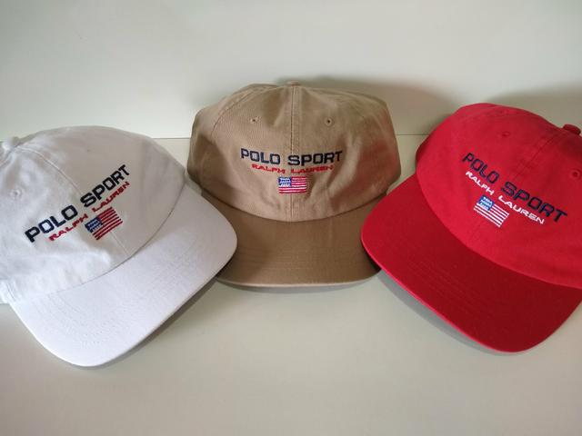 2b1a7c0f01051 Boné Polo Sport Ralph Lauren Original Novo!! Crédito e ...