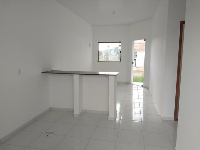 Compre sua casa com parcela a partir de 450,00 mensais , no centro de santa baraba - Foto 5