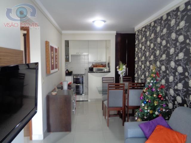 Apartamento à venda com 2 dormitórios em Jardim camburi, Vitória cod:1193 - Foto 2