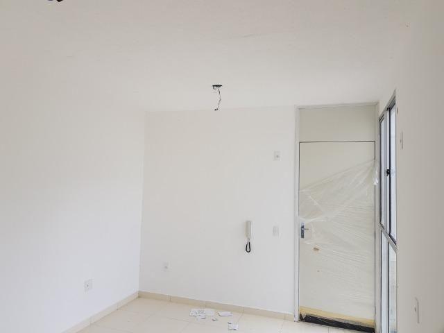 Lindo apartamento no Cd. Villa Jardim de 02 quartos, com area de lazer completa - Foto 4