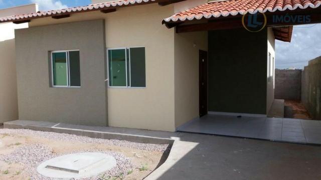 Linda casa nova 2/4 com suite. Alameda Jardim Parnamirim. R calçadas. Documentação inclusa