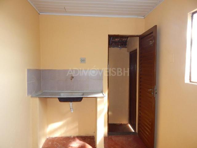 Barracão para aluguel, 1 quarto, gloria - belo horizonte/mg - Foto 11